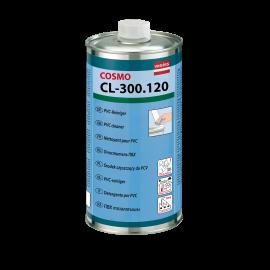 Nettoyant pour PVC blanc rigide - peu agressif 1 L