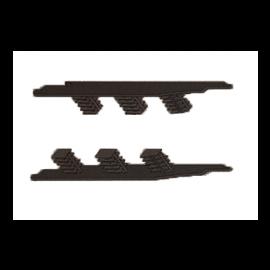 Capuchon Vinyplus Elégie droit noir