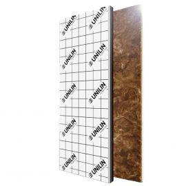 Plaque polyuréthane + laine de verre 1200 x 2700 x 70 mm - 1 pièce = 3.24 m²