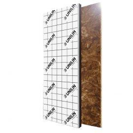 Plaque polyuréthane + laine de verre 1200 x 2700 x 90 mm - 1 pièce = 3.24 m²