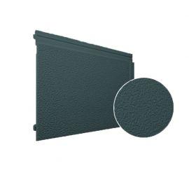 Bardage PVC cellulaire Multipaneel finition enduit 250 x 18 mm Gris basalt 7012 2.4 ml