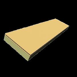Plaque polyuréthane + fibre de bois 611 x 2511 x 155 mm - 1 pièce = 1.53 m²