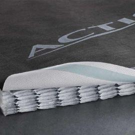Isolant réflecteur alvéolaire avec écran HPV intégré 65mm- 1 rouleau = 16m² surface totale