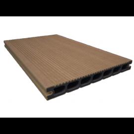 Lame alvéolaire Essential XL Twinson 4000 x 180 x 20 mm Gris galet