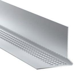 Profil de départ aluminium pour HardiePlank