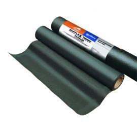 Écran pare-pluie 120 g/m² pour bardage ajouré jusqu'à 3 cm - Noir