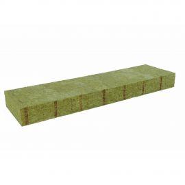 Panneau laine de roche pour isolation murs à ossature bois 1350 x 565 x 145 mm