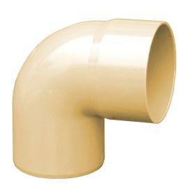 Coude PVC 87.30° diam. 100 mm Sable