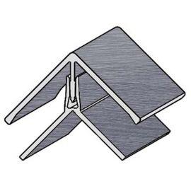 Profil d'angle Kerrafront® Chêne Grisé