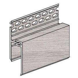 Profil de Ventilation Haute 2 parties Kerrafront® Chêne Blanchi