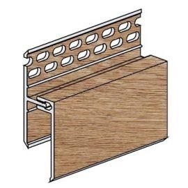 Profil de Ventilation Haute 2 parties Kerrafront® Chêne cérusé