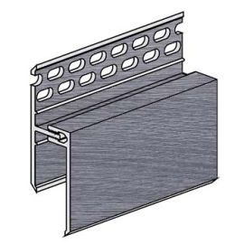 Profil de Ventilation Haute 2 parties Kerrafront® Chêne Grisé