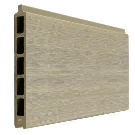 Lames Premium bois composite 21 x 150 x 1780 mm Light Grey