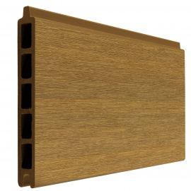 Lames Premium bois composite 21 x 150 x 1780 mm Teak
