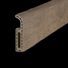 Plinthe assortie COREtec Rustled Oak 2400 x 70 x 15 mm