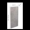 Visuel Revêtement Cellulaire Kerradeco® 1350 x 295 x 9 mm Stone Anthracite