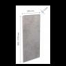 Visuel Revêtement Cellulaire Kerradeco® 1350 x 295 x 9 mm Stone Moon