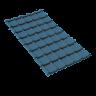 Visuel Plaque de couverture Tegola® Bleu ardoise