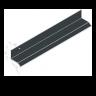 Visuel Larmier Alu 22 mm RAL 7016