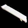 Visuel Bardage PVC Composite Procel® Ivoire