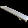 Visuel Bardage PVC Composite Procel® Vert lichen