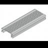Visuel Profil de Ventilation 67,75 x 20 mm Noir