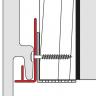 Visuel Profil de départ Kerrafront® Blanc