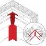 Visuel Profil d'angle Kerrafront® Gris quartz
