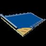 Visuel Panneau rigide avec écran de sous toiture HPV 2400 x 1200 x 140 mm - 1 pièce = 2.88 m²