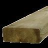 Visuel Bois de construction raboté Pin Rouge du Nord CL4 vert 58 x 170  5.4 ml