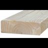 Visuel Bois d'ossature raboté épicéa CL2 4 arrondis 45x145 longueurs 5.10 ml