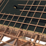 Visuel Adhésif d'étanchéité Noir 60 x 0.30 x 25 m pour écran de sous-toiture et pare-pluie