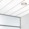 Visuel Lambris PVC 25 cm Labo Blanc frigo